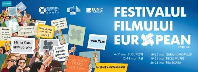 Festivalul Filmului European – 2017