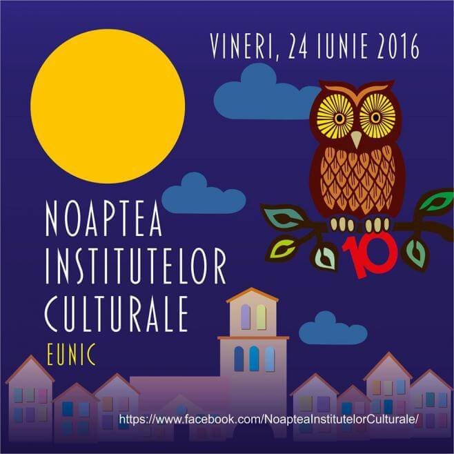 Over 50 events at the 10th edition of the Night of Cultural Institutes