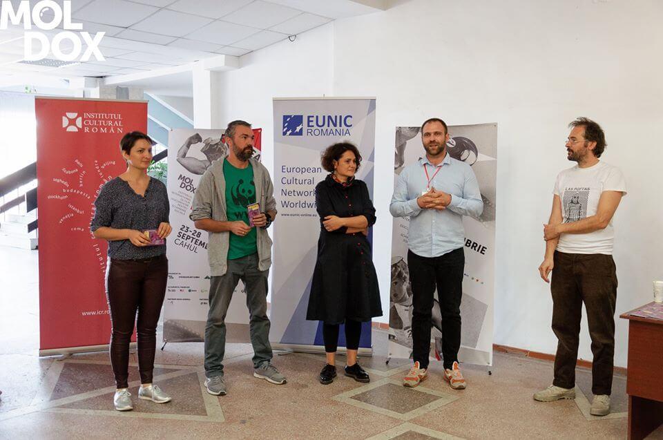 European Comics Festival (Romanian exhibition) in Republic of Moldova
